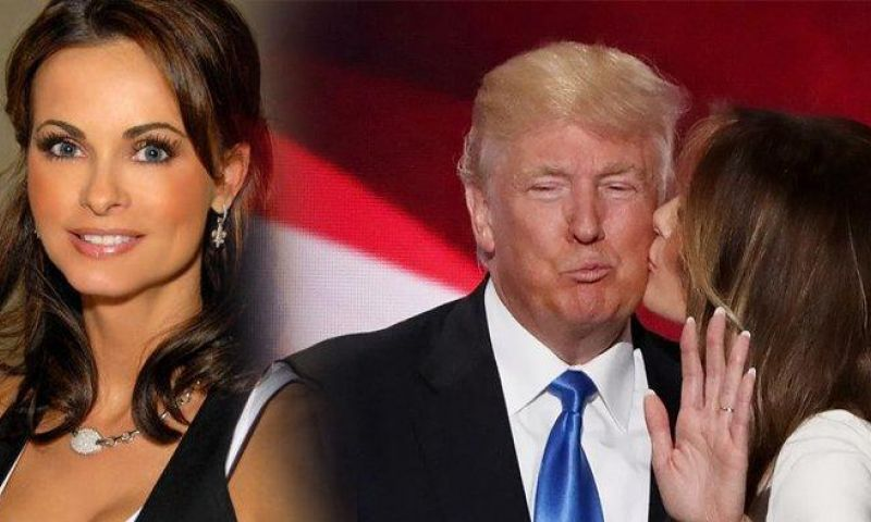 Begini Kisah Trump Selingkuh dengan Model 'Playboy'