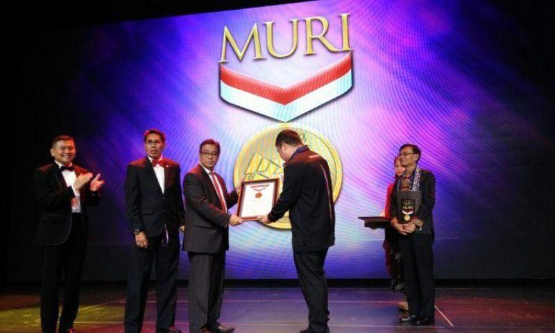 Pecahkan Rekor MURI, Synergy WorldWide Indonesia Gelar Pemeriksaan Kesehatan dan Seminar Motivasi