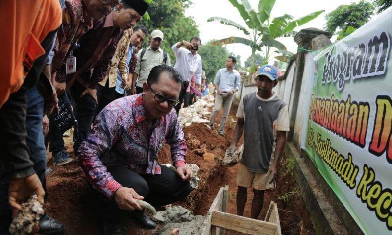 Dana Desa untuk Bangun Infrastruktur Kawasan Agropolitan Tuban