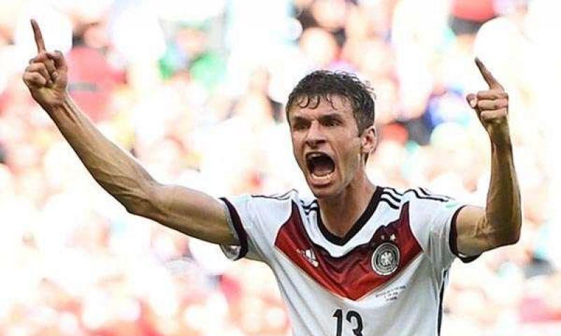 Saat Jerman Hadapi Brazil, Mueller, Ozil, dan Can Absen