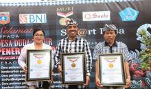 Sabet 3 Rekor MURI, Desa Duda Timur di Bali Jadi Lokomotif Percontohan Desa Lain