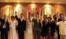 Tradisi Bersulang di Resepsi Pernikahan (1)