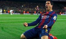 Berkat Trigol Suarez, Barcelona Menang Telak 5-1 di El Clasico