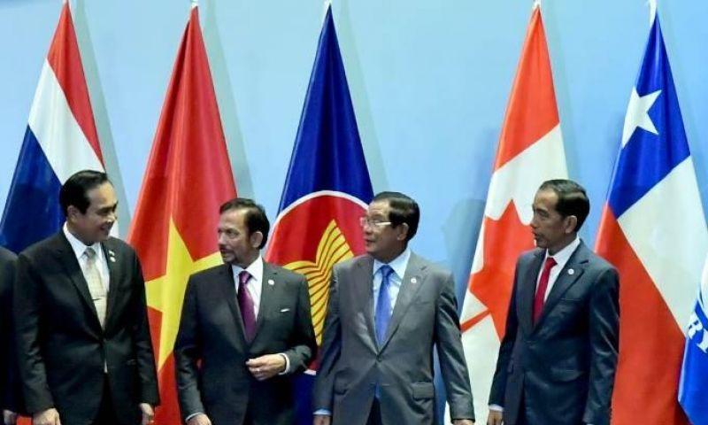 Presiden Sampaikan Tiga Kunci ASEAN Hadapi Situasi Global