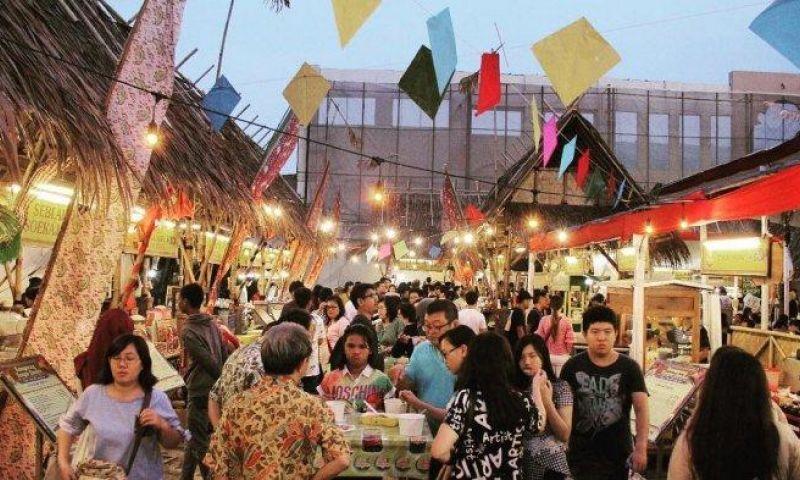 Arahkita Com Sambut Imlek Festival Kuliner Glodok Sajikan Ragam