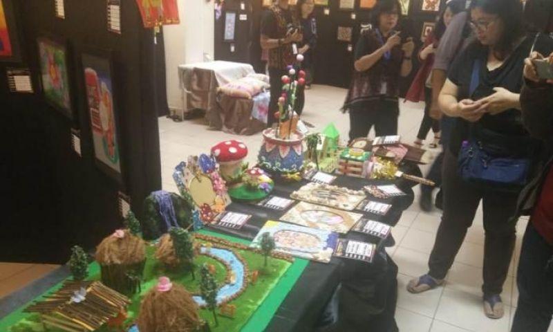 Ajarkan Hargai Perbedaan, BPK PENABUR Gelar Pameran 'Aku Indonesia'