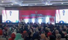 Sosialisasi PKH, Presiden: Saya Dulu Lahir di Pinggir Kali dan Pernah Digusur