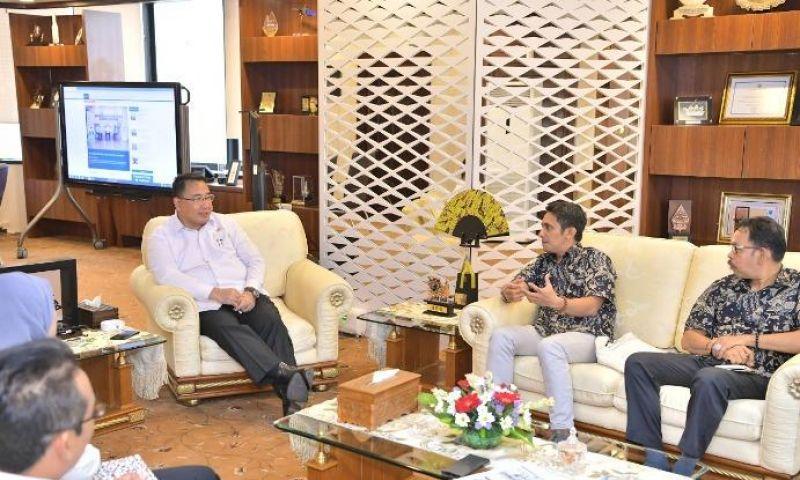 Ketika Tiga Kades Berkisah tentang Pengalaman Mengikuti ASEAN Forum kepada Menteri Eko
