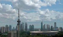 Siang Ini DKI Jakarta  Diprakirakan Cerah Berawan