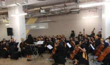 Orkestra Komunitas Remaja Pertama Indonesia Siap Tampil di The World Orchestra Festival