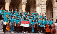 TRUST Orchestra Memperoleh Gold Award pada Kompetisi di World Orchestra Festival
