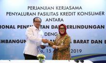 Bank bjb Tandatangani PKS Kredit Konsumer dengan BNP2TKI