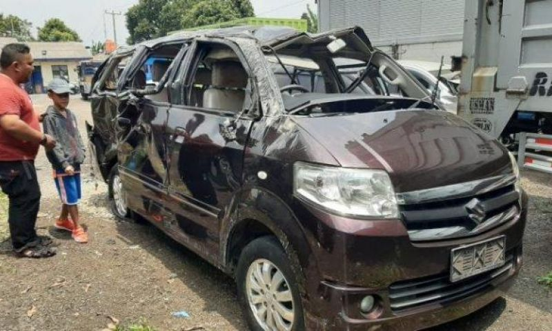Ini Data Lengkap Korban Kecelakaan Tol Jagorawi Sentul
