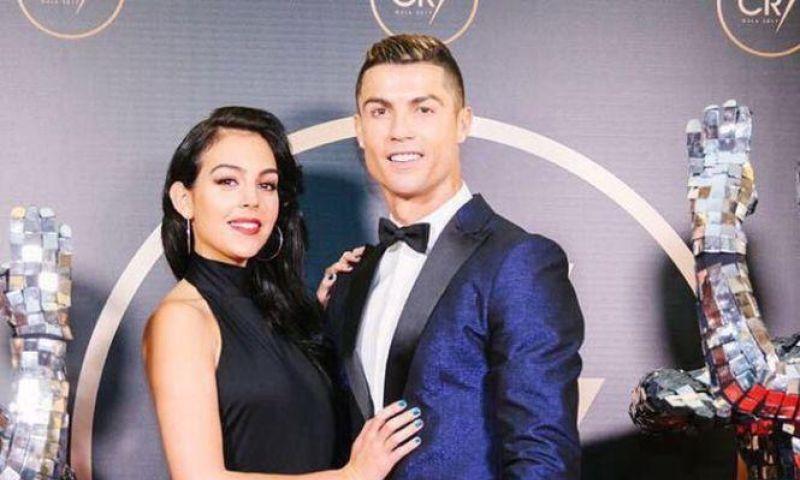 Ronaldo Buka-bukaan Rencana Menikah dengan Georgina Rodriguez