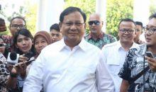 Prabowo Subianto Akui Ditawari Presiden Jokowi Jadi Menteri Pertahanan