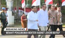 Lagi, Prabowo Subianto Kembali Temui Presiden di Istana
