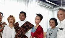 'Wake Unu', Ritual Pernikahan Don Jose da Silva dan Nita Faradina
