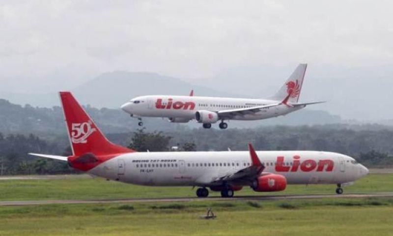 Cuaca Buruk Sebabkan Dua Pesawat Lion Air Tak Dapat Mendarat di Tarakan