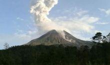 Lagi, Gunung Merapi Luncurkan Awan Panas Guguran Sejauh 1.000 Meter