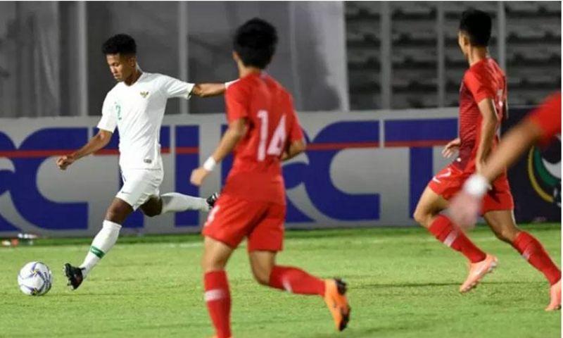Timnas U-19 Indonesia Pimpin Klasemen dan Top Scorer Grup K