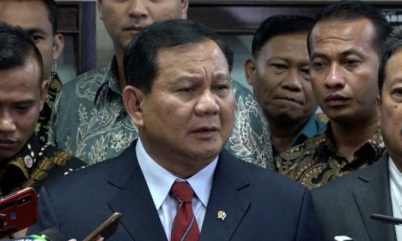 Menhan Prabowo 'Sisir' Belanja Alutsista, Dhanil: Prabowo Tidak Akan Main-main....