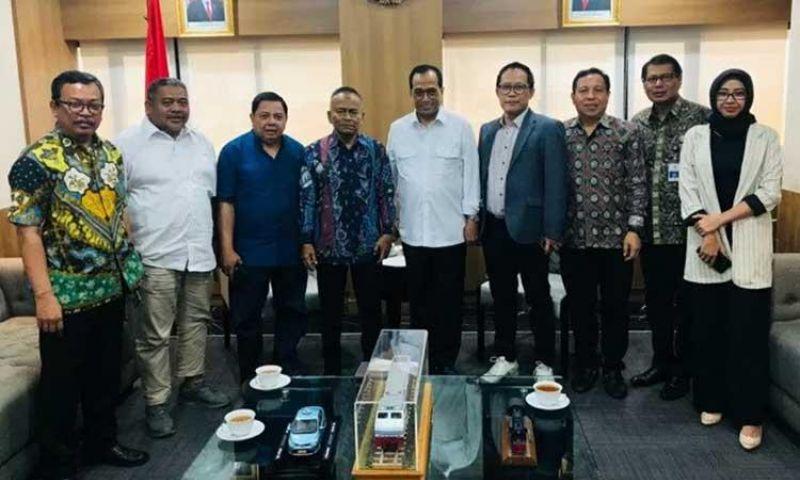 Menhub Usul Puncak Hari Pers Nasional 2020 di Bandara Banjarmasin