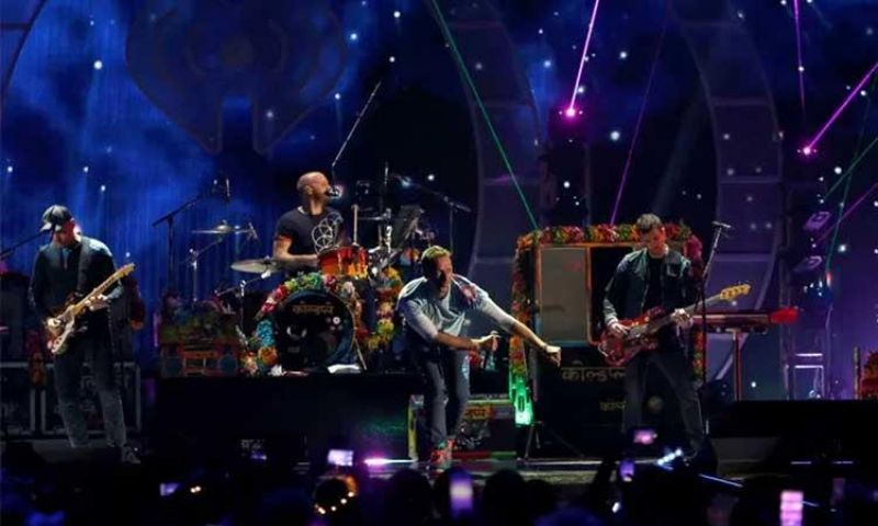 Coldplay Luncurkan Album Baru Everday Life