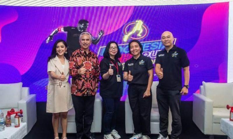 Indonesia Night Run Light Up By PLN Siap Guncang Q-Big