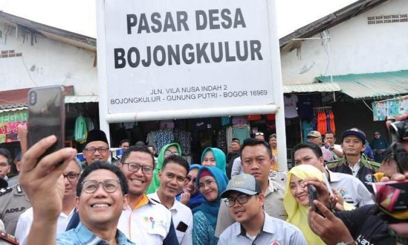 Mendes Halim Sebut Desa Bojongkulur Akan Layak Disebut 'Desa Surga'