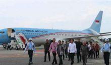 Presiden Joko Widodo Mulai Kunjungan Kerja ke Kalimantan Timur