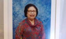 Keagungan Sang Mama Alfreda da Silva Bapa