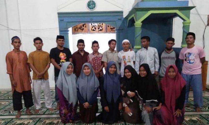 Pengurus Remaja Masjid Nurul Iman Tidore Utara Resmi Terbentuk