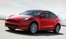 Tesla Percepat Produksi Crossover Model Y
