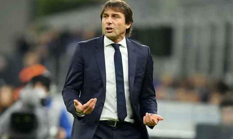 Inter Hadiahkan Dua Gol kepada Lazio, Keluh Conte
