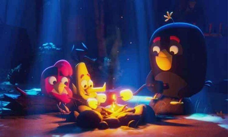 Netflix Bakal Buat Serial Animasi Angry Birds