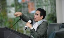 Gus Menteri Pantau dan Sosialisasi DD untuk Cegah dan Tangani Covid