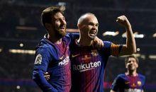 Luis Enrique Sebut Iniesta Pemain Paling Mendekati Messi