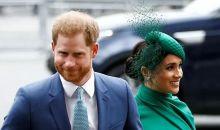 Pangeran Harry-Meghan Markle Resmi Tinggalkan Tugas Kerajaan