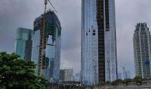 DKI Jakarta Diprakirakan Hujan Ringan di Hari Pertama PSBB