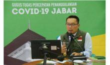 Gubernur Ridwan Umumkan PSBB Proporsional Jabar Diperpanjang hingga 12 Juni 2020