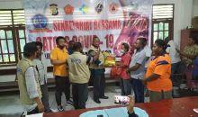 Bantuan Pangan Non Tunai Pemda Sorsel  Tahap 2 Kembali Disalurkan