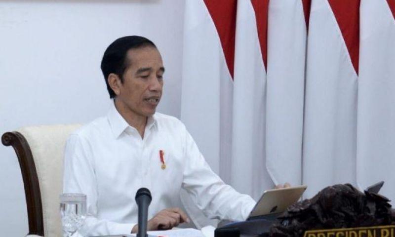Tiga Menteri Ini Ditugaskan Presiden Jokowi untuk Dukung Program Ketahanan Pangan