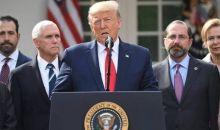 Trump Kerahkan Ribuan Tentara Bersenjata untuk Hentikan Kekerasan di Ibu Kota