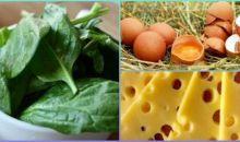 Studi Ini Temukan Vitamin K dalam Bayam, Telur, dan Keju Bantu Cegah COVID-19