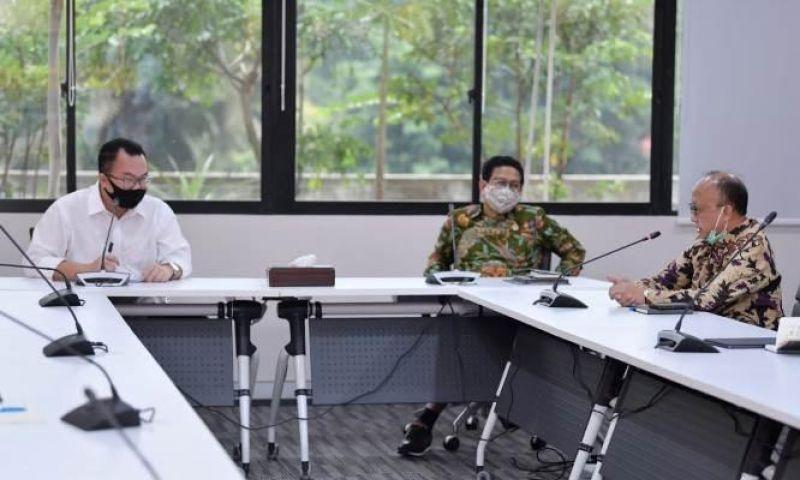 Gus Menteri Minta IPB Dukung Bidang Kajian dan Telaah untuk Percepatan Pembangunan Perdesaan