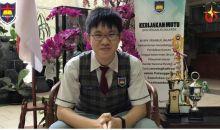 Pandemi, Menghantar  Matthew Kurnia Raih Jardine Scholarship di University of Oxford