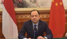 China Ajak Indonesia Perkuat Pembangunan Proyek 'Belt and Road'