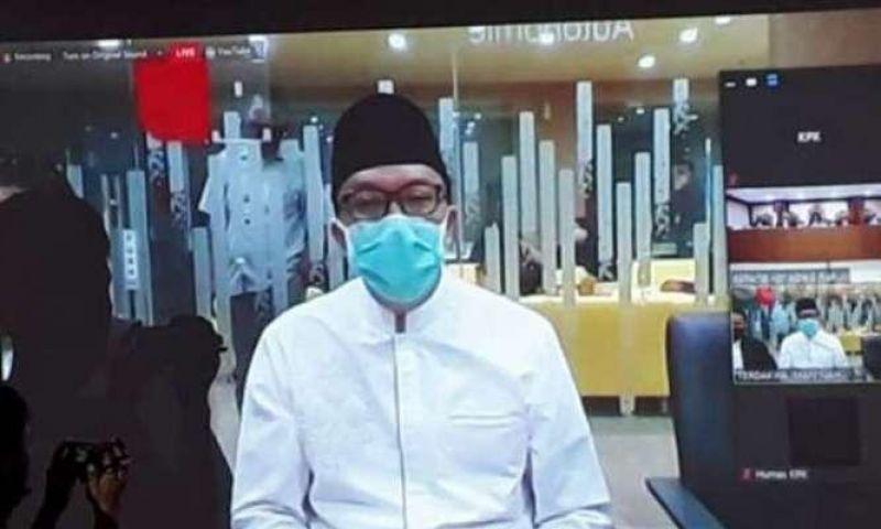 Tok! Mantan Menpora Imam Nahrawi Divonis 7 Tahun Penjara