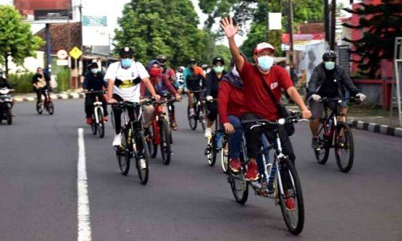 Bersepeda, Olahraga Kardiovaskuler yang Bisa Tingkatkan Denyut Nadi