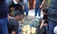 Sita 18 Paket Sabu, Polisi Ringkus Dua Kurir di Kawasan Bintaro